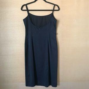 Moschino Dresses - Vintage Moschino Jeans Rhinestone Dress - 12